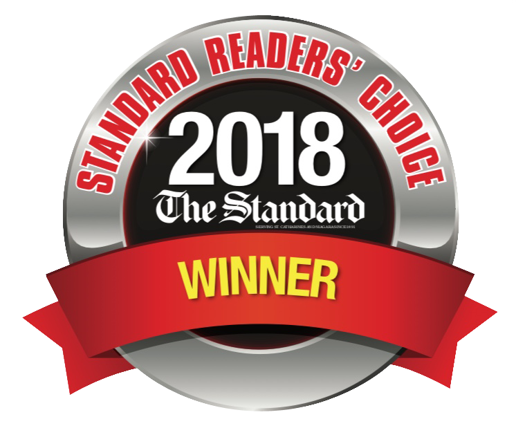 2018 Standard Readers Choice